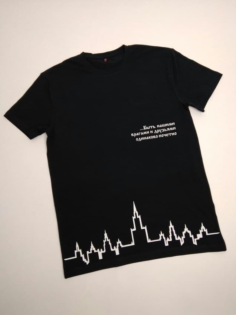 Креативные надписи на футболках выбирают веселые люди!