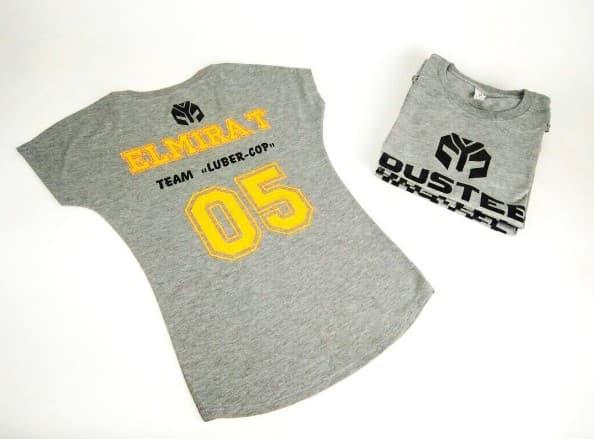 Принты на футболки на заказ — современная тенденция