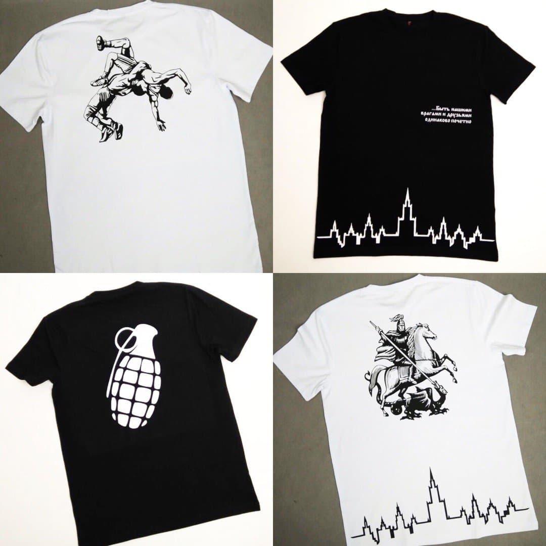 Выбор современного человека — футболки на заказ