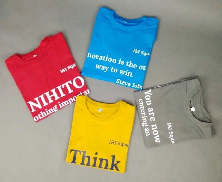Пошив футболок оптом: быстро и качественно
